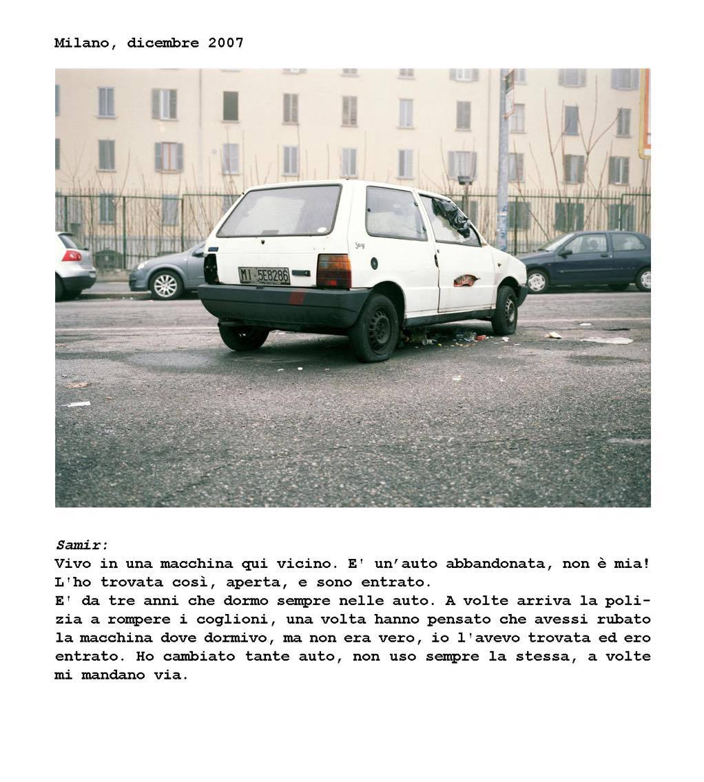 """Un'immagine da """"Post-it City. Ciudades Occasionales"""", 2011-12"""
