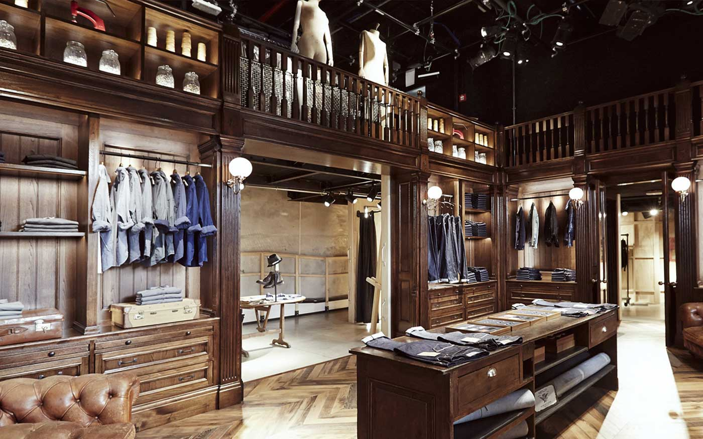 sartoria musicale replay the stage flagship store