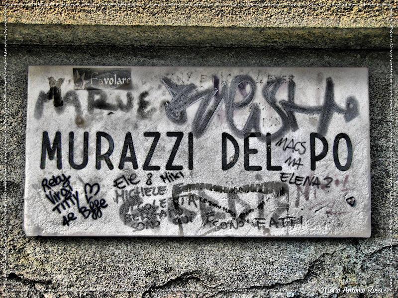 Sotto Piazza Vittorio Veneto ci sono i Murazzi e l'acqua del Po