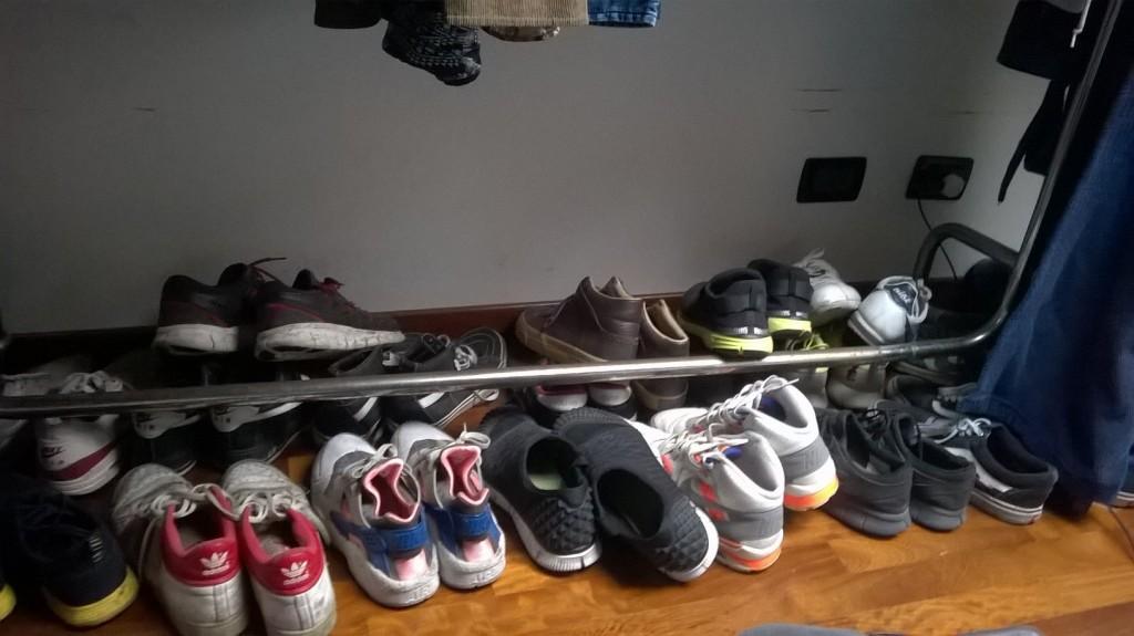 Collezione Potente di sneakers di Drago