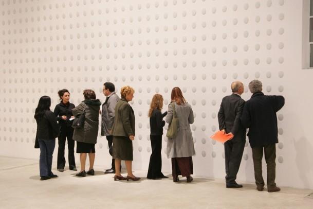 """La mostra """"Tanatosi"""" alla Fondazione Merz di Torino"""