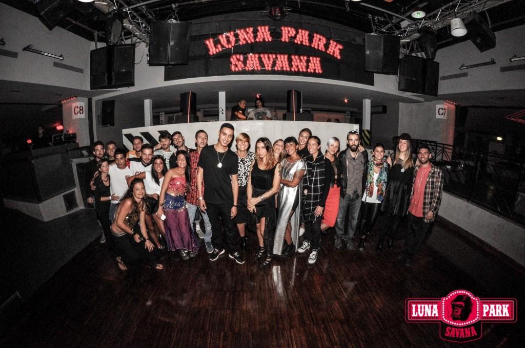 Savanta Team: la squadra che negli anni ha reso Savana la festa dei torinesi
