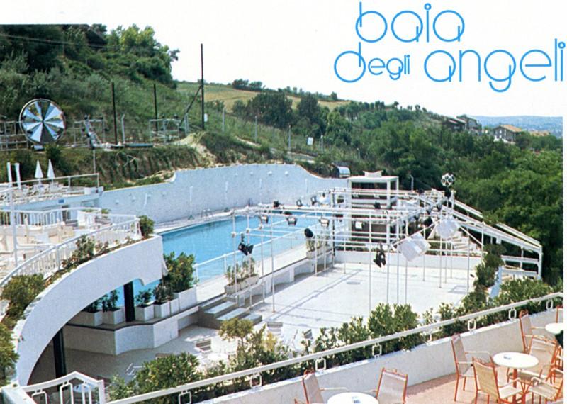 1978, Baia degli angeli by day.