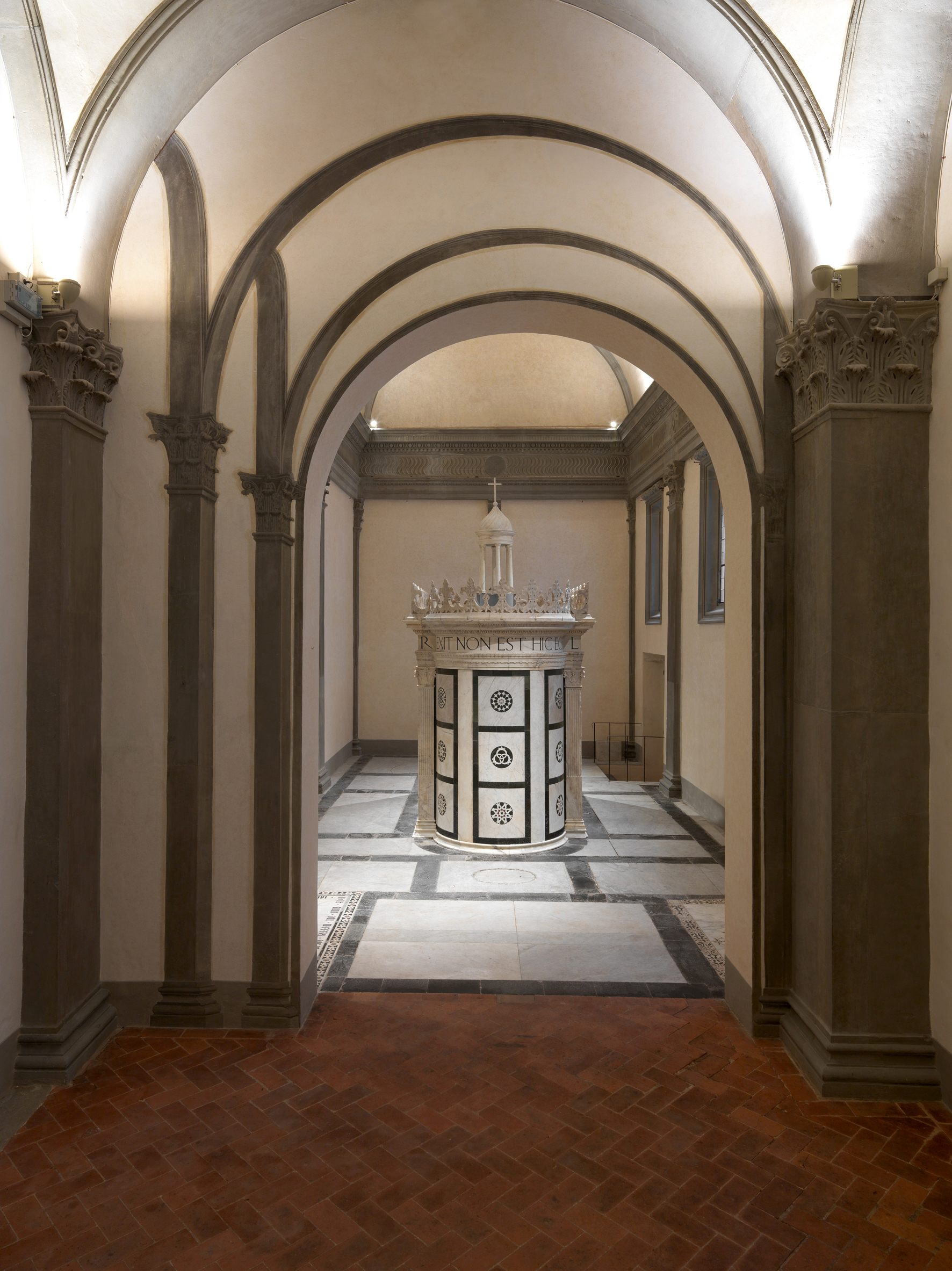 Cappella Rucellai Alberti - Foto Dario Lasagni