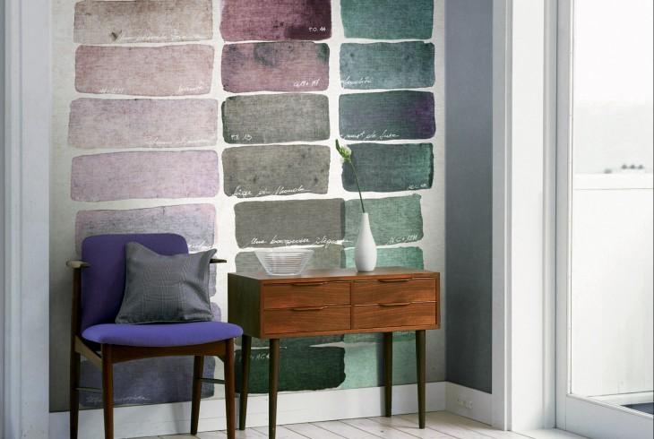 Wallpaper interiors | Jannelli & Volpi - Milano | Zero