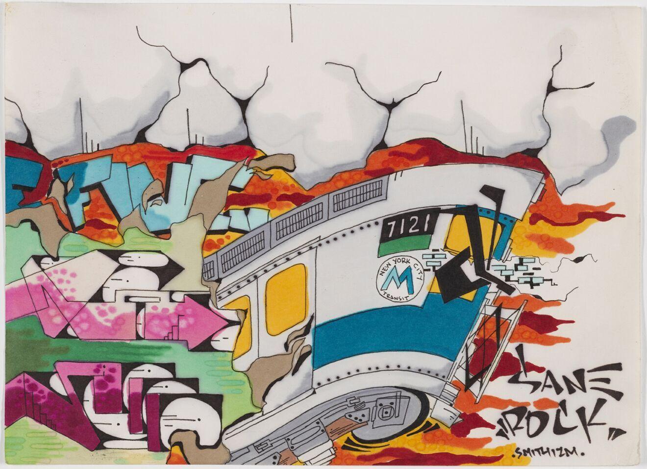 Sane Smith Untitled1990