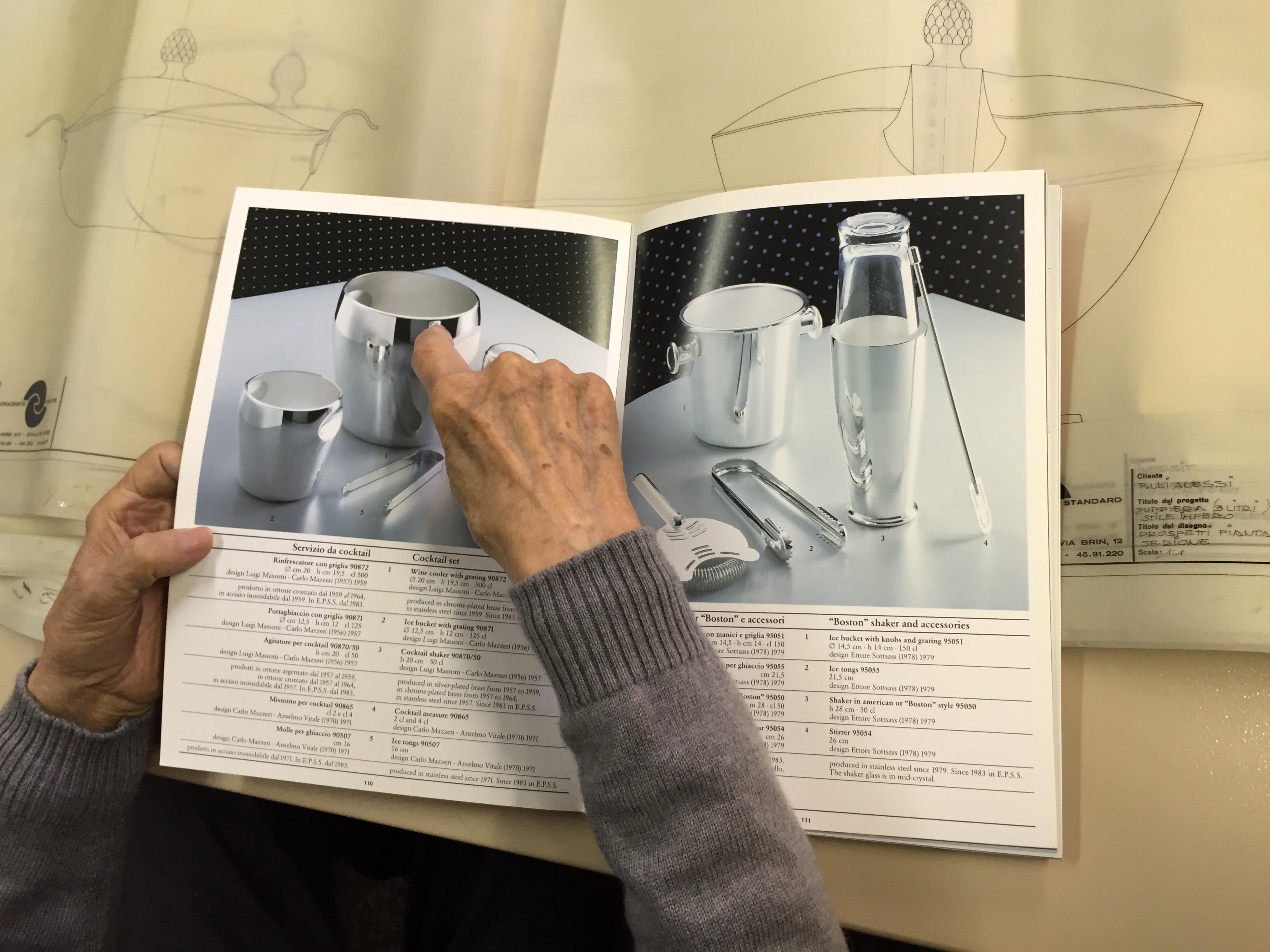 Carlo Mazzeri ci mostra il suo lavoro