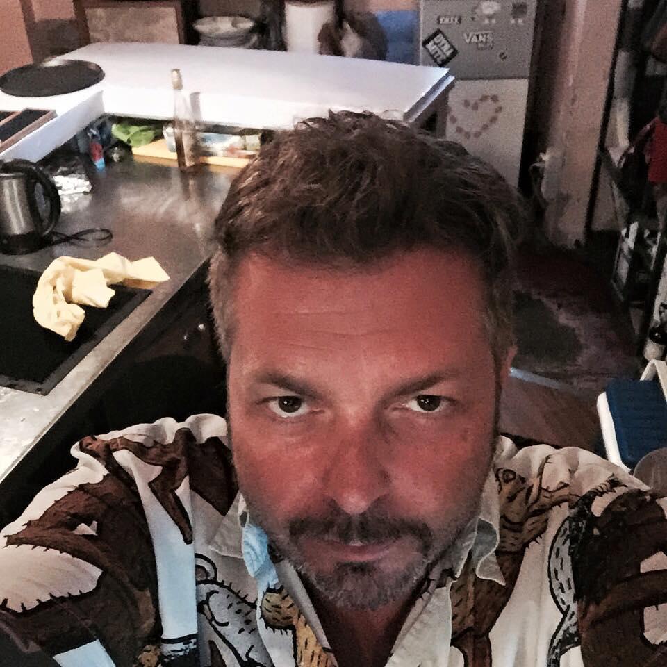 Corrado e i selfie