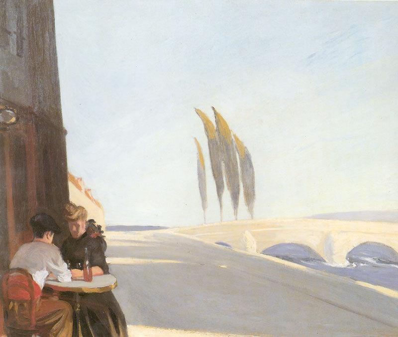 Le Bistro or The Wine Shop (1909)