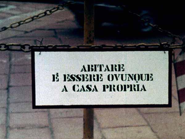 Ugo La Pietra. Interventi pubblici per la città di Milano, 1979.