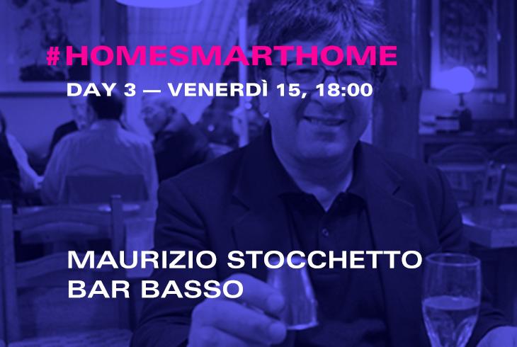 Maurizio Stocchetto a Samsung Home Smart Home al Fuorisalone 2016 Milano