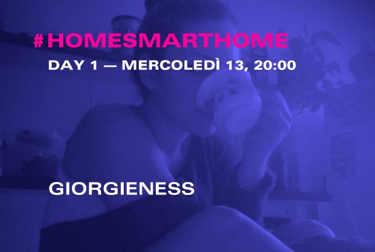 Giorgieness in concerto a Samsung Home Smart Home per il Fuorisalone 2016