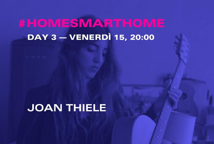 Joan Thiele a Samsung Home Smart Home al Fuorisalone 2016 Milano
