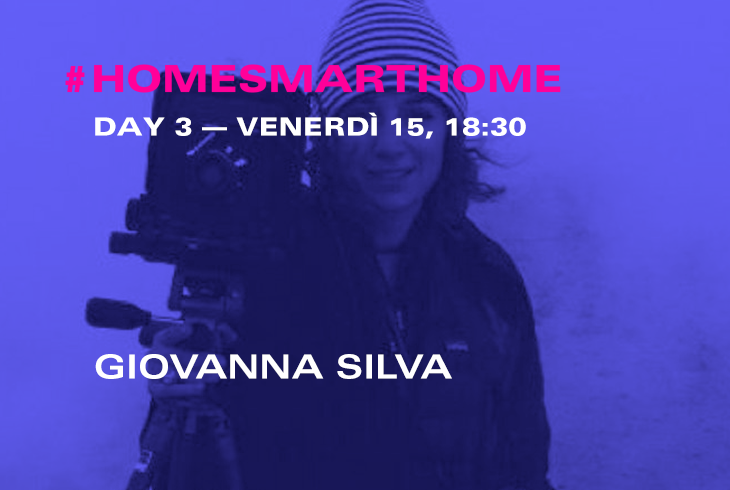 Giovanna Silva a Samsung Home Smart Home Al Fuorisalone 2016 a Milano