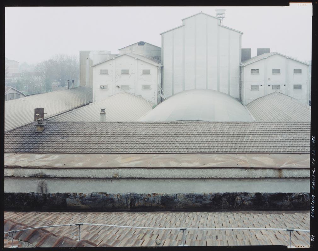 Guido Guidi, La fabbrica