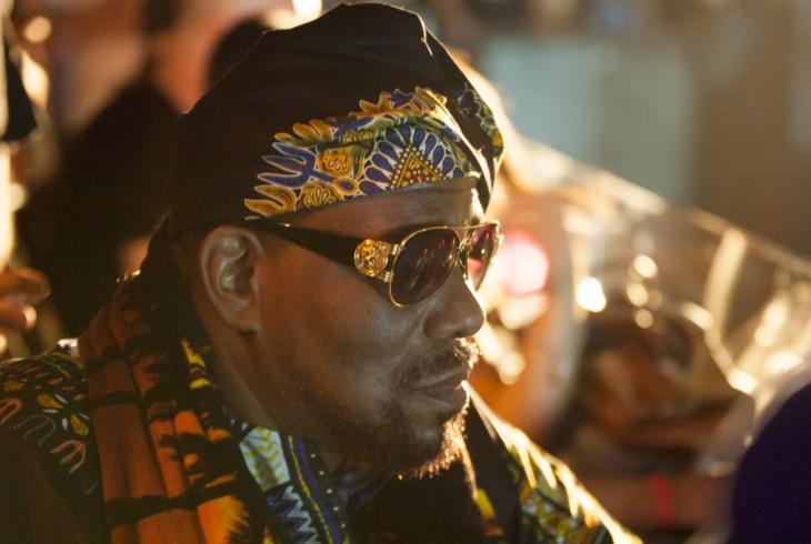 """Amen Ra of Hip Hop Kulture"" aka Afrika Bambaataa"