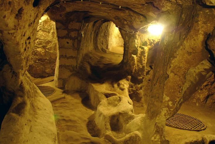 Derinkuyu, Cappadoccia – Turchia.