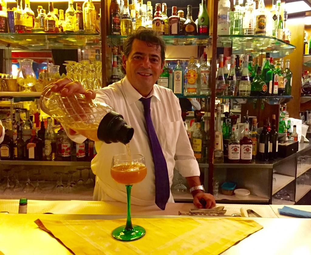 Cicciobello preparato da Danilo del Bar Basso