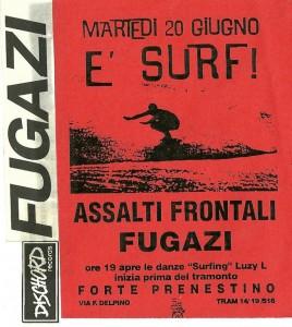 Fugazi-Forte-Prenestino