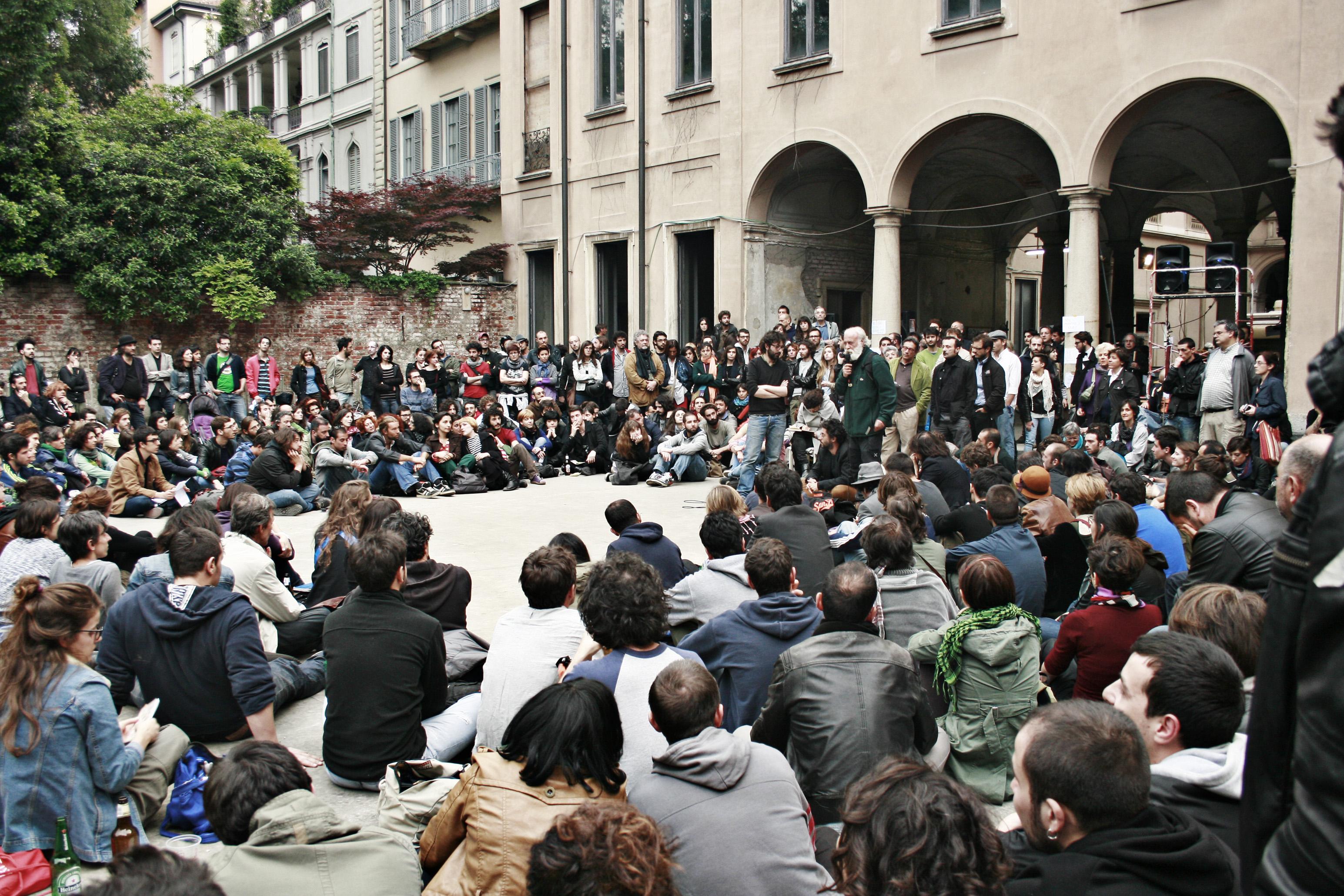 Macao  a Palazzo Citterio, Foto Lele