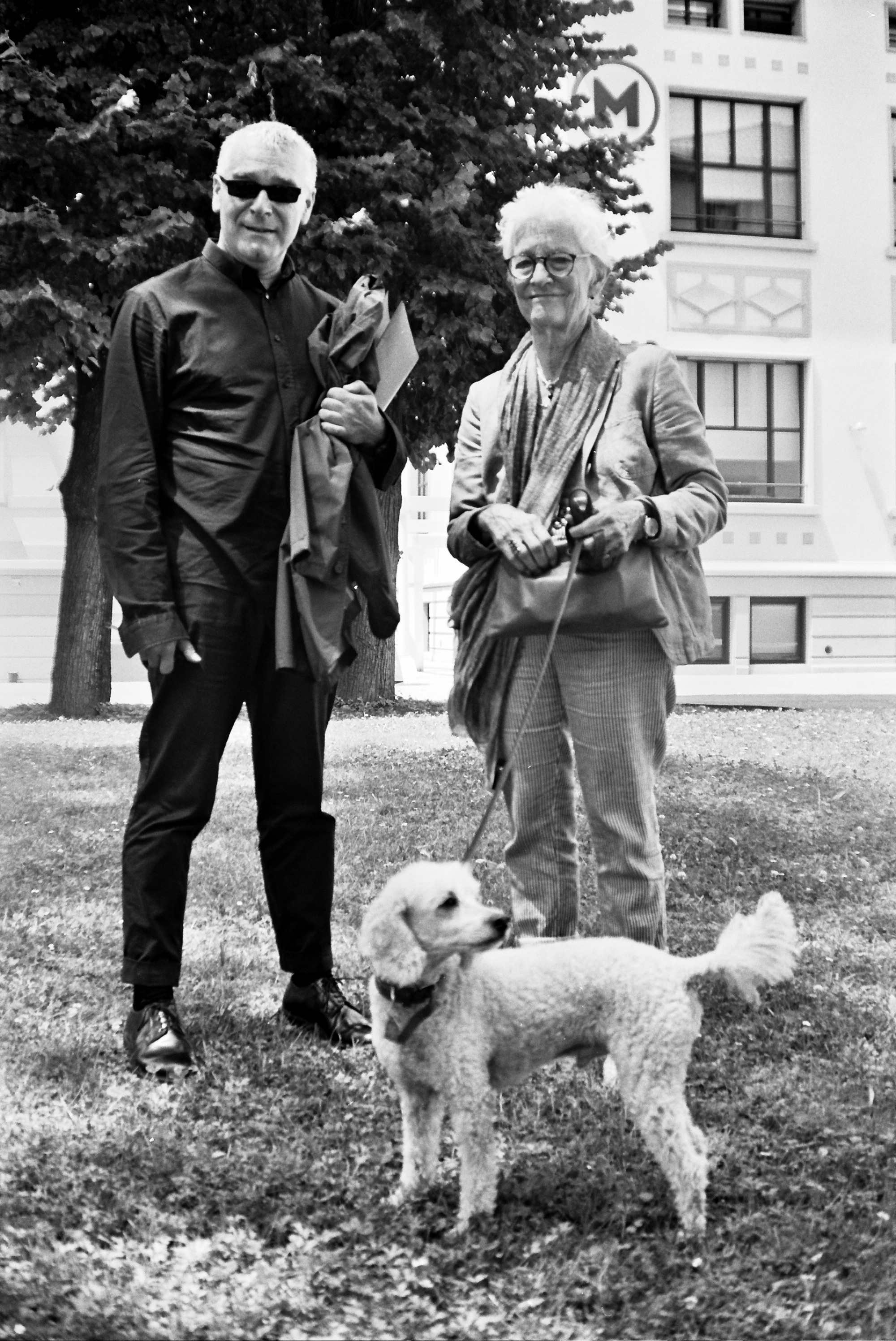 Scotini con Joan Jonas e Ozu