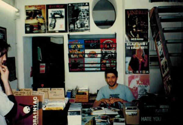 So 90s: Roberto in postazione da Hellnation