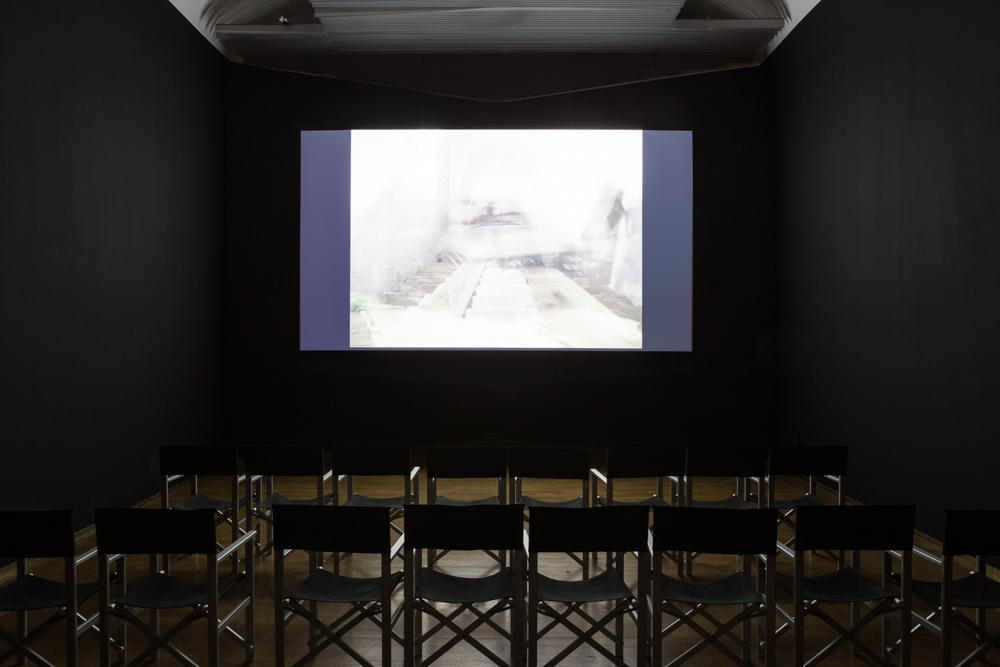 GLITCH. Interferenze tra arte e cinema, a cura di Davide Giannella, PAC, 2014. Foto Delfino Sisto Legnani