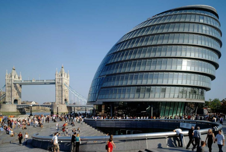 City Hall, Norman Foster – Londra
