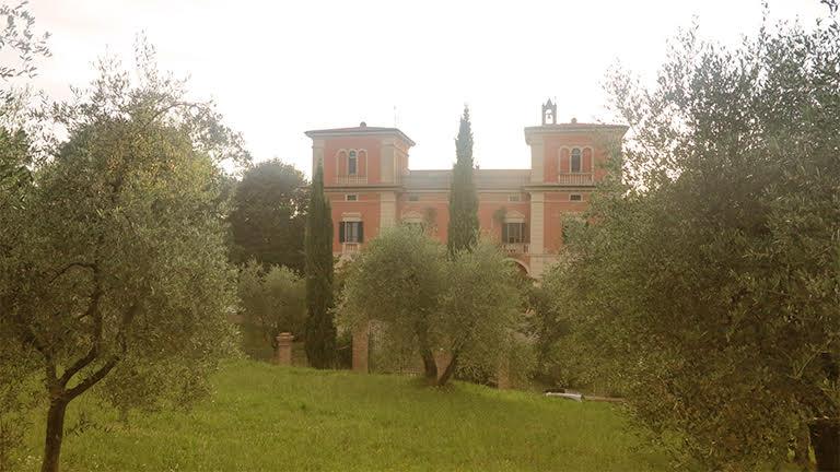 Villa Lena in Toscana