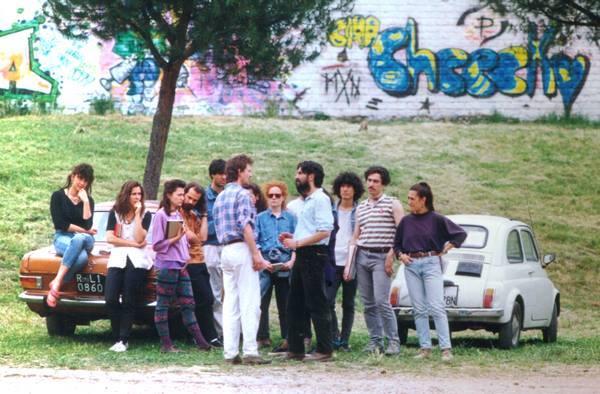 Forte Prenestino,1990.