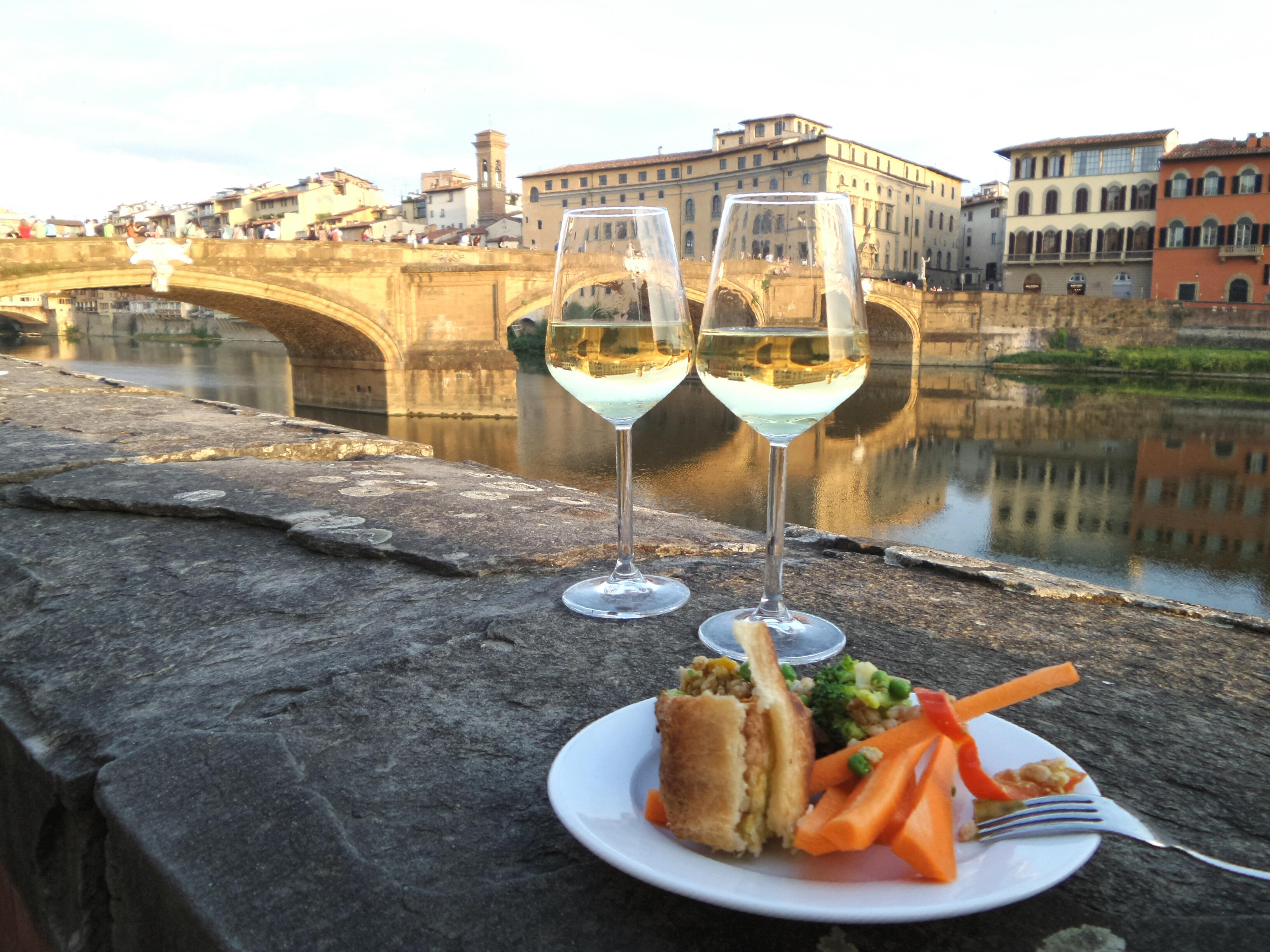 I migliori bar dove bere all\'aperto a Firenze | Zero