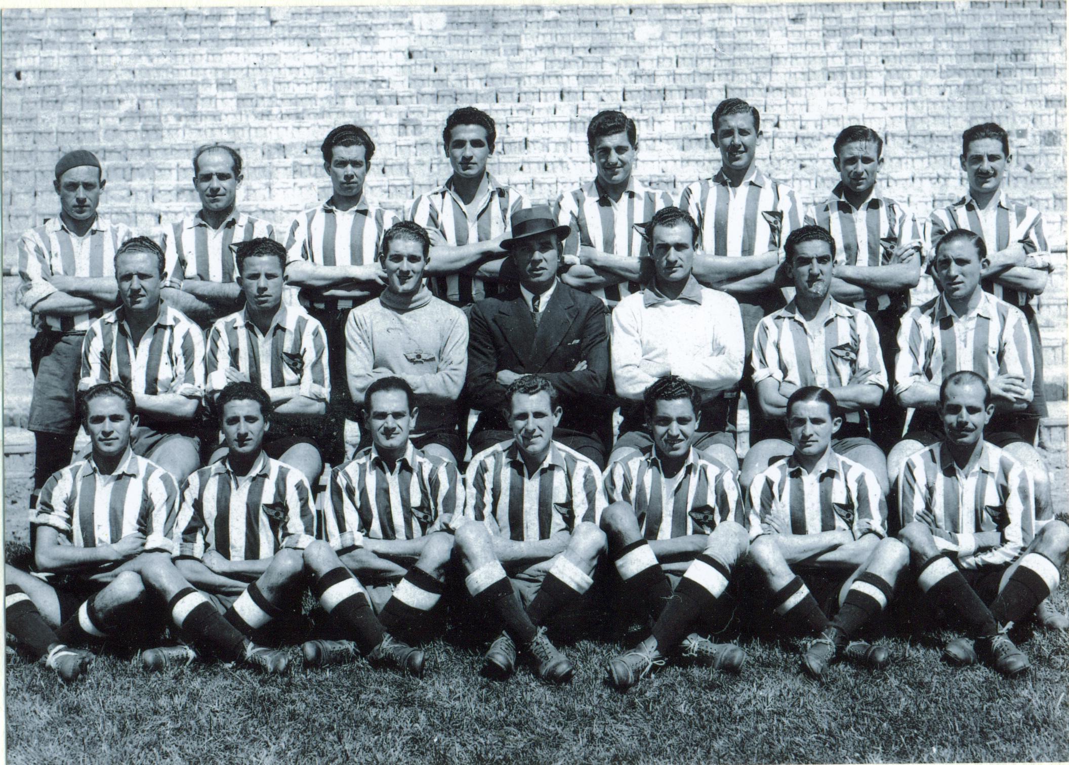 L'Atlético Aviacion, antenato dei Colchoneros