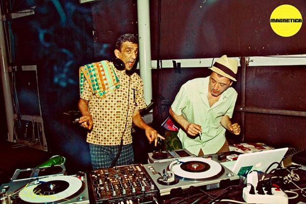 Con Luzy L - Magnetica 2012