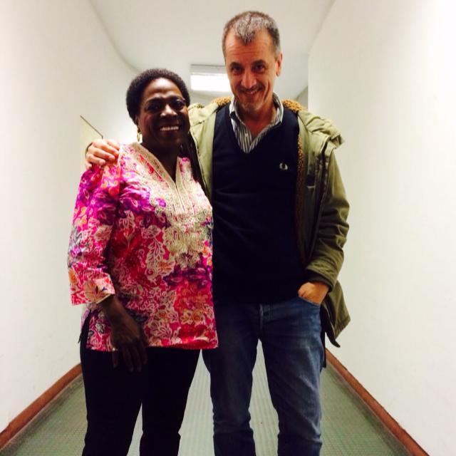Bob Corsi e Sharon Jones