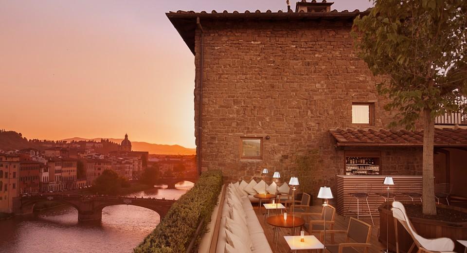 La Terrazza @Hotel Continentale | Firenze | Zero