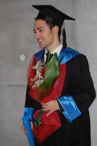 Marco Greco laureato alla Bocconi, un Mario Monti dedicato al clubbing
