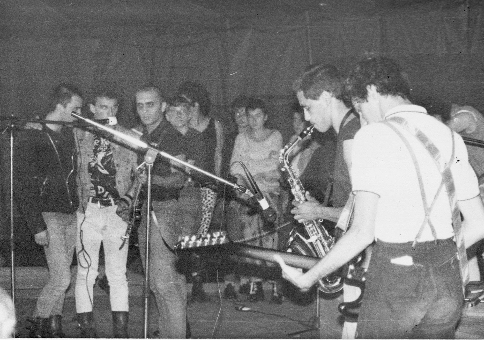 I Fun nel 1983.