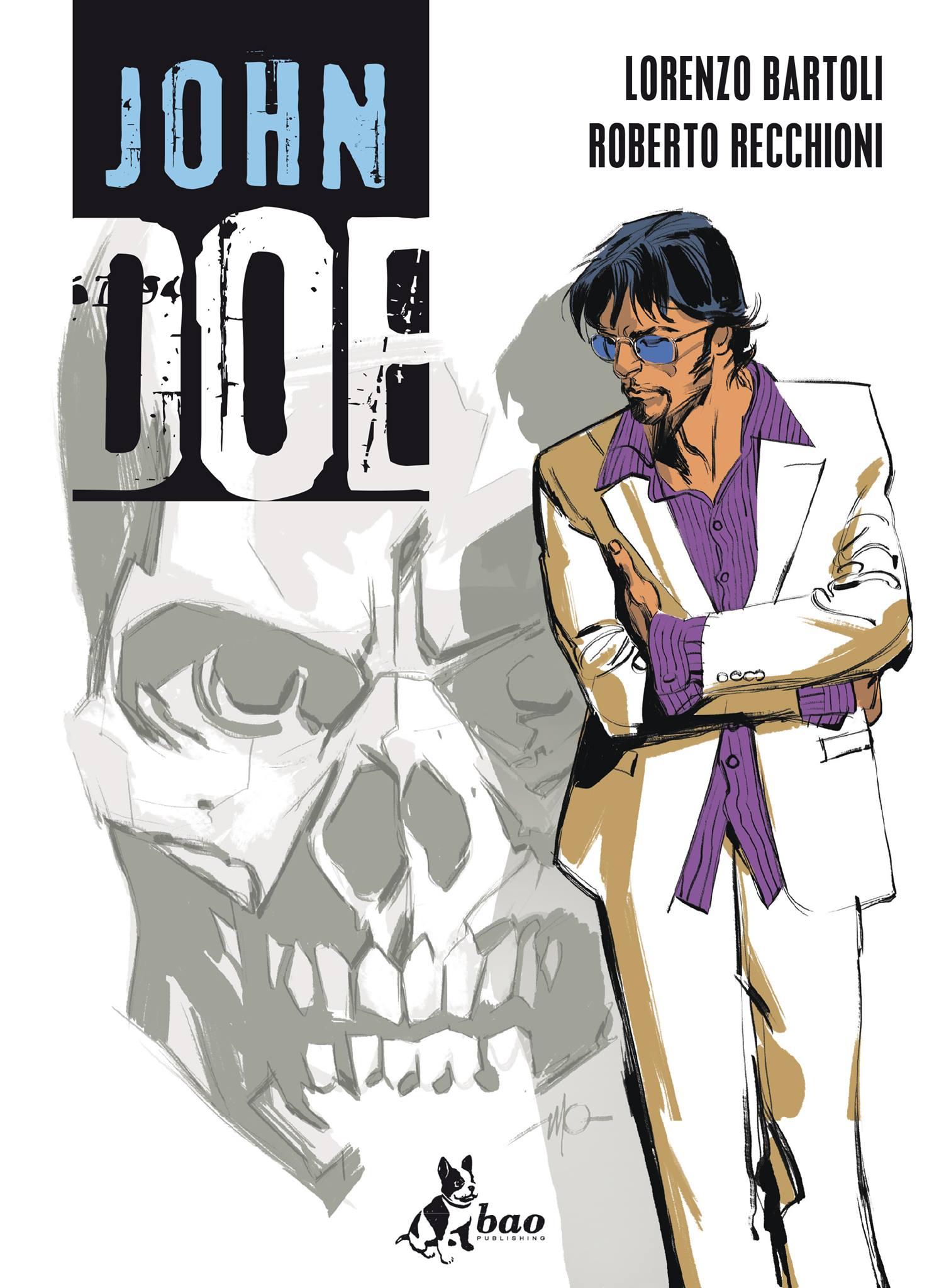 """John Doe"" (Bao Publishing)"