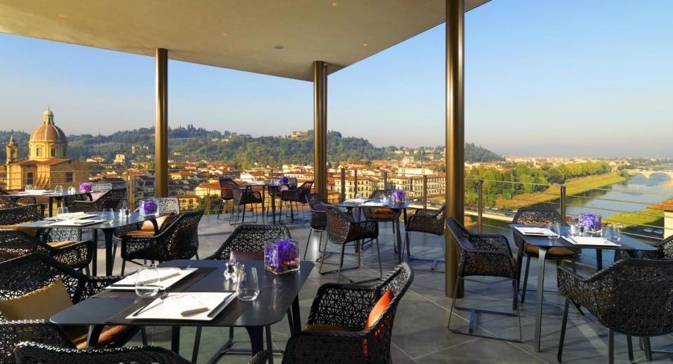 Se.sto on Arno @ Hotel Westin Excelsior | Firenze | Zero