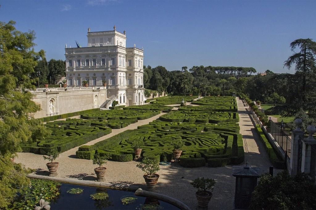 Teatro delle esposizioni 7 i borsisti di villa medici raccontano roma zero - Il giardino segreto roma ...