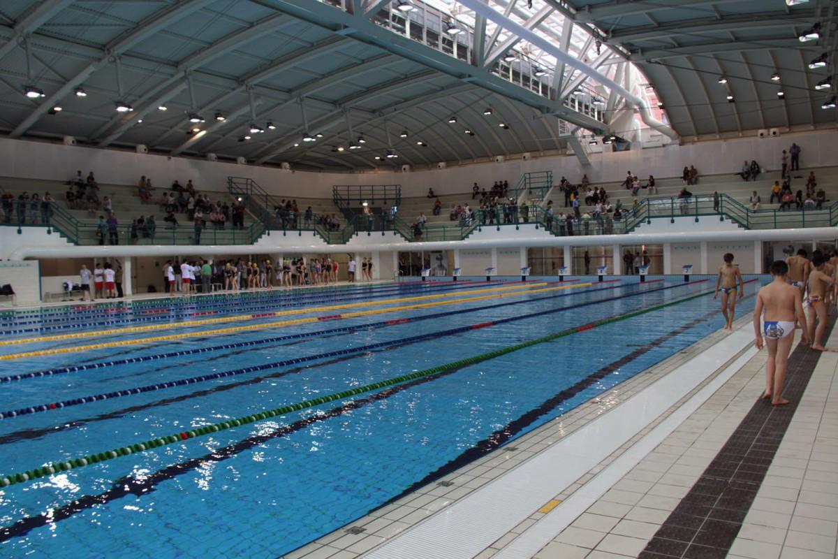 Piscina olimpionica dello stadio bologna zero - Piscine dello stadio ...