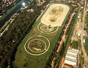 L'Ippodromo del Visarno dov'è l'arena dell'XL Day