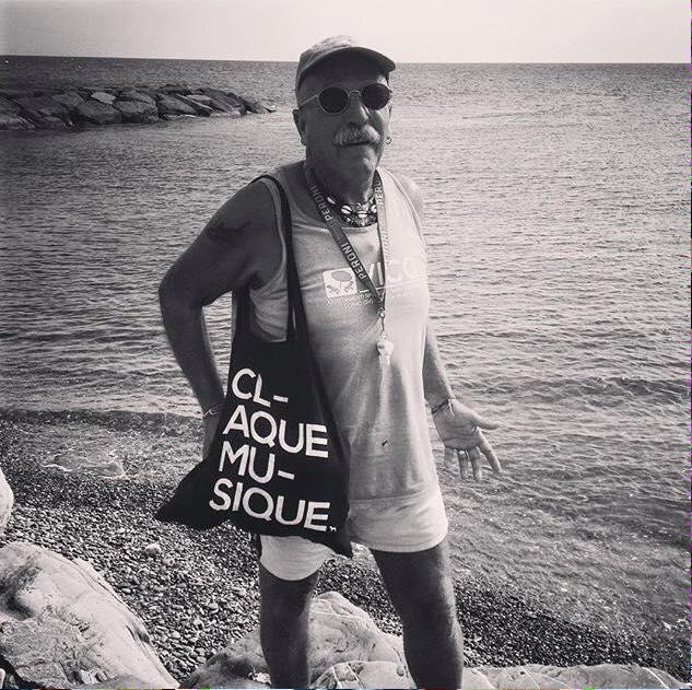 Il Signor Aldo per Claque Musique.