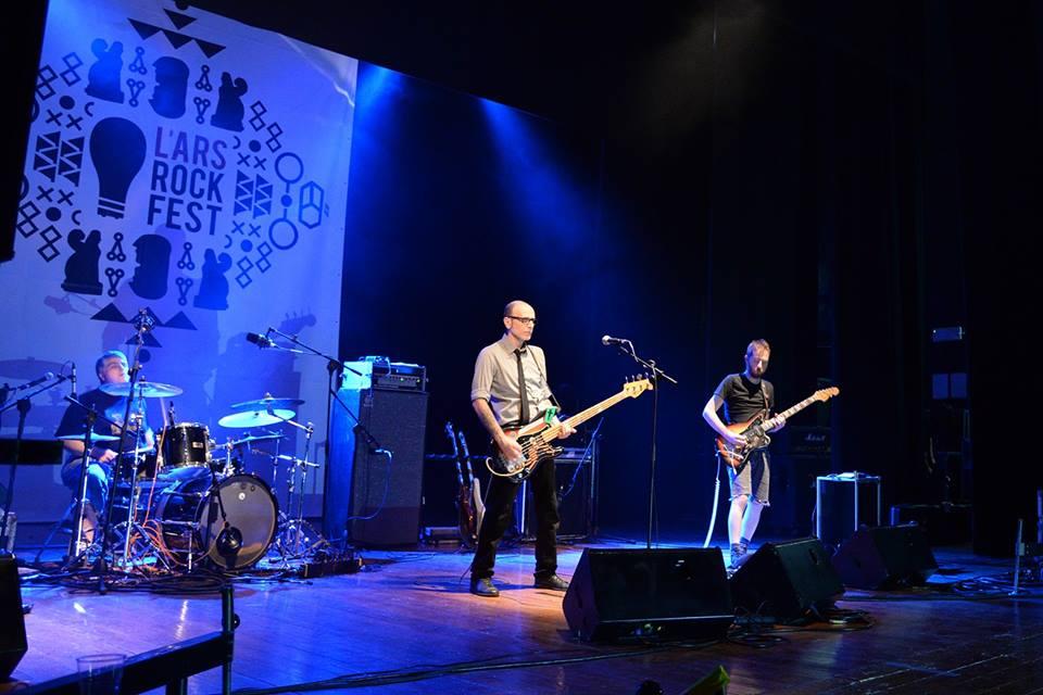 Massimo Volume al Lars Rock Fest 2014