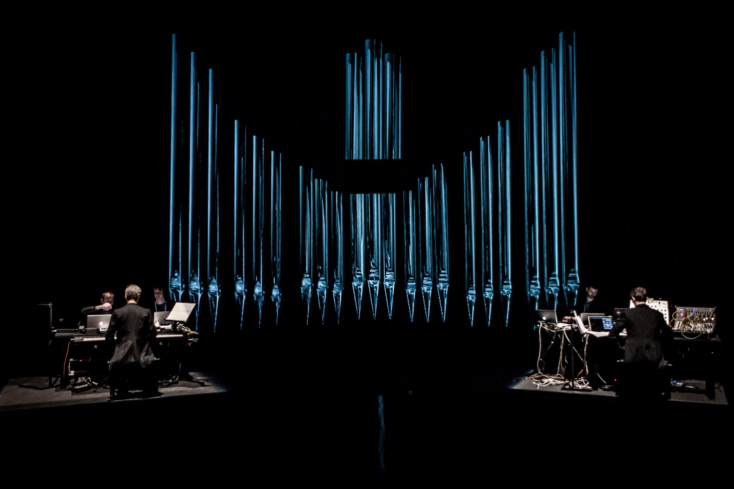 """""""Turing, a staged case History"""" al Piccolo Teatro Studio"""