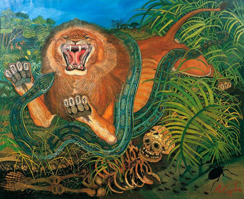 Antonio Ligabue - Il Re della foresta