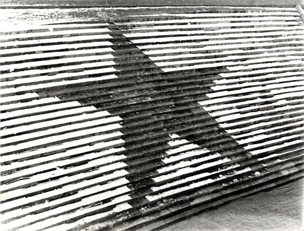 Gábor Attalai Negative Star, 1970. Marinko Sudac Collection