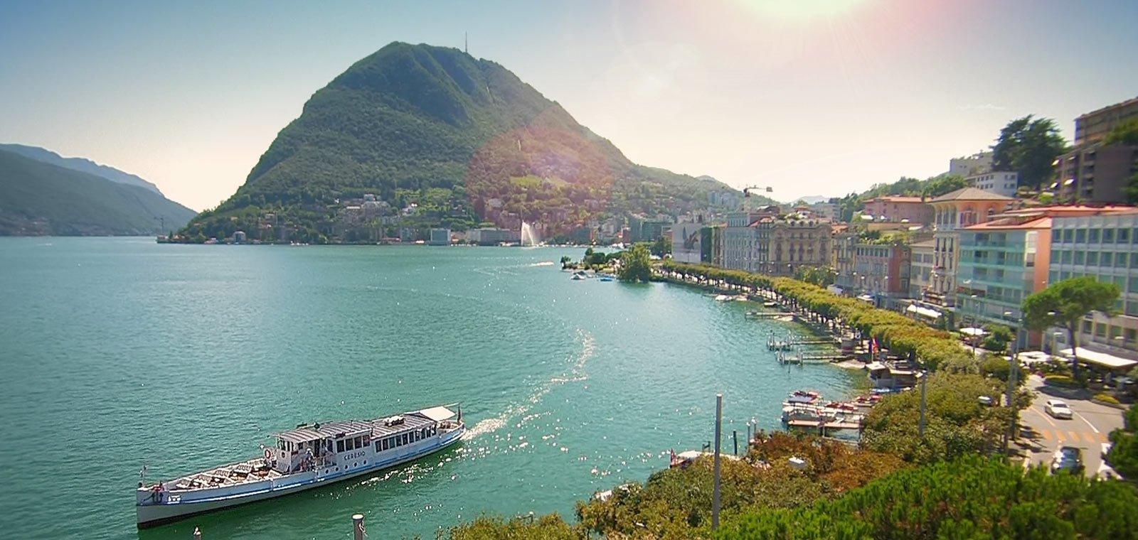 Hotel Lugano See