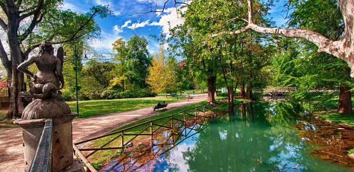Parco monte stella milano zero - Parco di porta venezia ...
