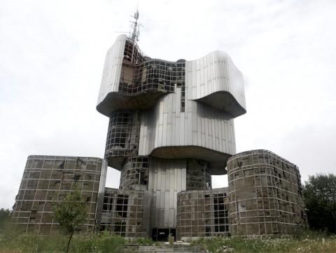 Petrova Gora, Monumento alla resistenza, Vojin Bakic